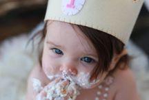 Birthday Party Ideas  / by Kaylyn Eby