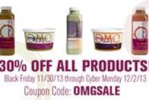 OMG Blends | Promotions / by OMG Blends