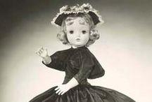 Alexander Doll. /  Беатрис Александер Берман, дочь русского иммигранта, основала одноименную компанию по производству кукол.  В мастерской своего отца, где он ремонтировал кукол, а это была первая мастерская по ремонту кукол в Америке, Беатрис часто играла в куклы, ожидая, когда отец их починит. Любовь к куклам и детские впечатления вдохновили эту энергичную женщину на создание своей оригинальной кукольной коллекции.  / by Лара