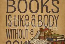 BOOKS FOREVER / by sandra lombardo