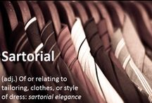 "Best of Sartorial Man ♦ / ""Fashions fade, style is eternal."" — Yves Saint-Laurent / by JR Reagan @IdeaXplorer"