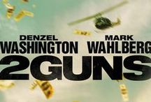 2 Guns / Academy Award® winner Denzel Washington and Mark Wahlberg lead an all-star cast in 2 Guns, in theaters August 2, 2013. / by Universal Pictures