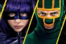 Kick-Ass 2 / Kick-Ass, Hit Girl and Red Mist return for the follow-up to 2010's irreverent global hit: Kick-Ass 2.  In theaters August 16, 2013! / by Universal Pictures