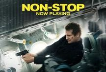 Non-Stop / Global action star Liam Neeson stars in Non-Stop, a suspense thriller played out at 40,000 feet in the air. In theaters February 28. / by Universal Pictures