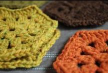 Crochet / All about crochet. Projects, stitches, ideas and inspiration!  / by Alexia Noble