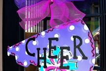 Cheerleading / by Vanessa