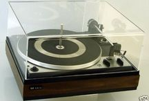 Turntables / by Bill Yarbor