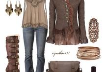 Fashion/Style/Vintage / by Jackie Theisen