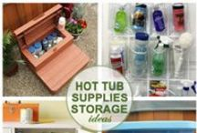 Hot Tub Accessories / Great hot tub accessories from SpaDepot.com! / by The Spa Depot