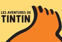 Tintin / by YD Chin