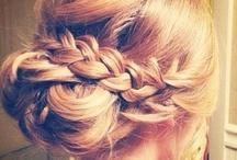 HAIR! / by Amanda Hurley
