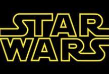 Star Wars / by Donna Pickering