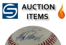 Hot Sports Auction Items - Auction Closes December 5th / Don't miss the opportunity to join in on the sports auction fun - click an image below to bid on your favorite sports memorabilia today! These limited, authentic sports collectibles make great holiday gifts for the sports enthusiast in your life. / by Steiner Sports