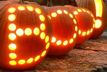 Halloween Fun / Beautiful decorations, scenery, ideas & eats celebrating Halloween... / by Carrie ♥