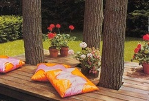 Outdoor Living Ideas / by Carrie ♥