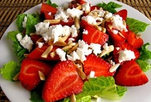 Salads! / I love salads......and I love them even more when someone else makes them for me!! / by Carrie ♥