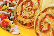 Sandwiches~Wraps~Quesadillas / by Carrie ♥