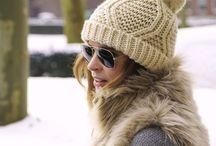 Fall/winter casual fashion / by Beachbumlife08