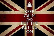 ❤ The United Kingdom / ❤️ My homeland! ❤️ / by Julie Bradley Mohsen