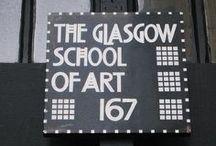 Charles Rennie Mackintosh  / Scottish  / by Carol Lough