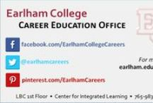 EC Career Ed Office and CIL / Stay up to date with the Earlham College Career Education Office and the Center for Integrated Learning! We are located on the main floor of LBC. / by Earlham Career Education Office