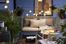 Out doorsy / Hage, balkong og planter / by Hanne Andersen