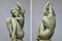 Sculpture / (figurative) / by Geoffroi Ridel