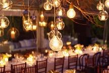 {lighting} / by vintage rentals denver