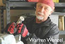 Warren Wenzel - Sculptor / by WAVE Artists