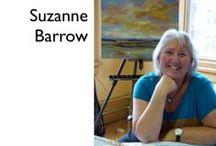 Barrow House Studio / Gimli painter Suzanne Barrow,  #34 on the WAVE tour. / by WAVE Artists