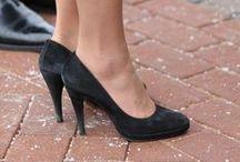 Catherine footwear / by Jannie Dodge