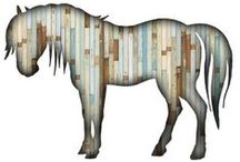 Looks Like a Horse / by Crafty Melissa