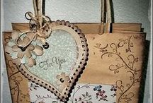 Gift Bags / by jazzeminne a