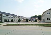 Latitude 44 Apartments / Our apartment complex in North Appleton / by Cypress Homes