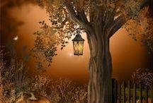 Autumn / by Polly Groves