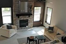 Great Rooms / Welcoming styles of great rooms / by Cypress Homes