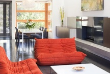 DECOR :: Home Sweet Home / Indoor and outdoor living spaces, decorating ideas... comfortable home...  / by Marie Brown