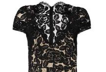 | peu robe noire | / little black dress  / by Carol Cottrill, CNC