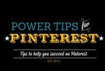 Pinterest Tips / Helpful tips and tricks for Pinterest / by Jeff Sieh