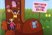 Mother Goose Club Books / by Mother Goose Club