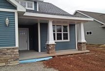 Mulberry Condo Model By Cypress Homes / by Cypress Homes