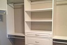 Master Bedroom Closet / by Cypress Homes