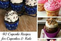 Cupcake recipies / by Heidi Hopkins Stolte