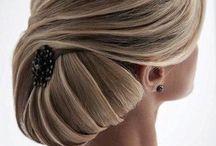 BIG COOL HAIR ! ! ! / by 66 KIX CHIC