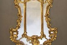 MIRROR MIRROR ON THE WALL / by Susan Thompson