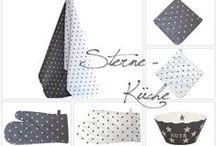 Stars - Sterne / Deko & Wohnaccessoires mit Sternen  / by Deco Cottage