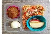 School lunches / ideas and recipes for healthy school lunches / by Ameritas