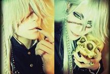 Anime/Cosplay/Costume/Make-up/Animation / by Sleepy~Sheepy :)