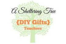 Sheltering Teachers / by A Sheltering Tree