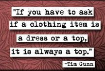 Clothes/Jewelry / by Amy Gannett